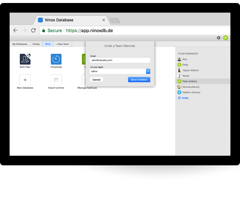 database software for mac. Your Database On The Web Software For Mac O